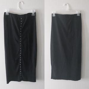 Fashion Nova bodycon skirt